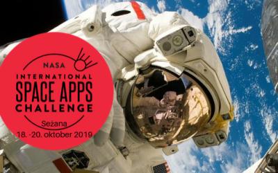 Space Apps  – iskanje odgovorov na izzive človeštva