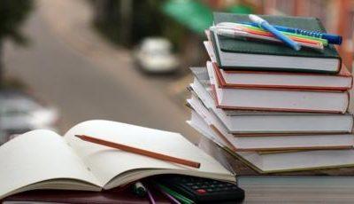 Seznam učbenikov za šolsko leto 2020/21