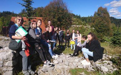 Maturitetna ekskurzija: zgodovina Vipavske doline in alpski zaporni zid