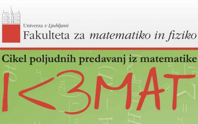 Poljudna predavanja iz matematike I <3 MAT