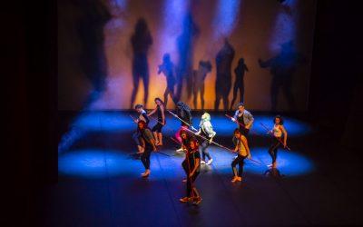 Plesna predstava Plesne modne muhe