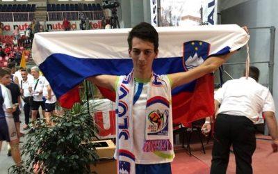 Gašper Povh – mladinski svetovni prvak