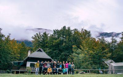 Naravoslovni tabor Bohinj